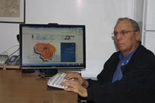 """עקיבא סלע - מנהל האתר """"מירושלים לליטא"""""""